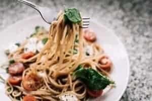Simple Spelt Pasta