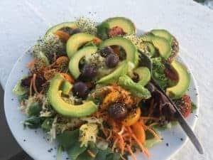 The Traveler's Salad