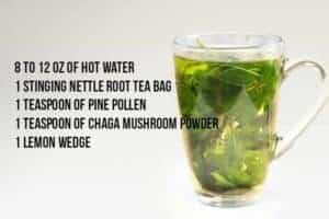 Stinging Nettle Root Tea