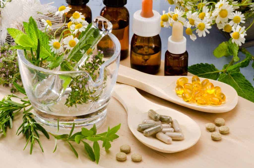 Supplements and natural medicine