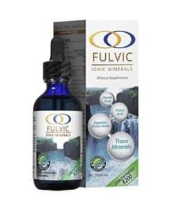 Fulvic Ionic Minerals