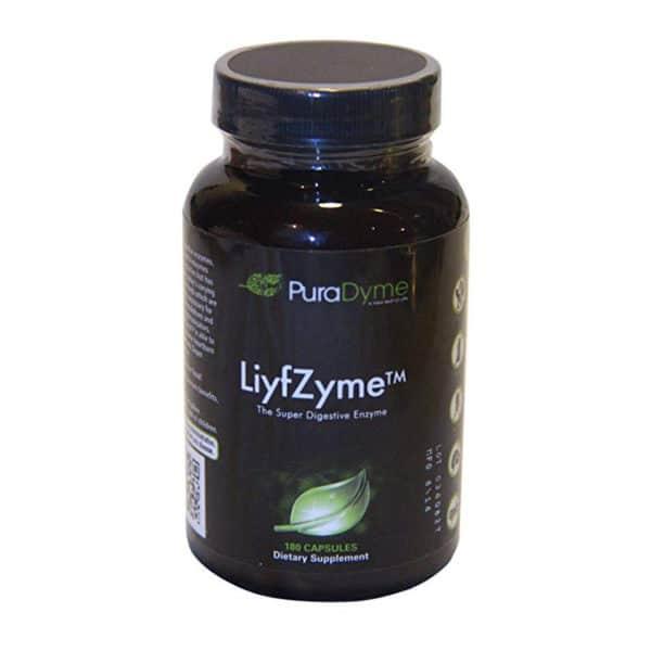 LiyfZyme Digestive Enzymes