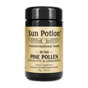 Pine Pollen Megadose Powder