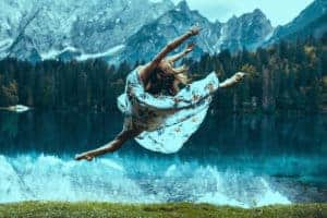 Lymphatic system, dancing