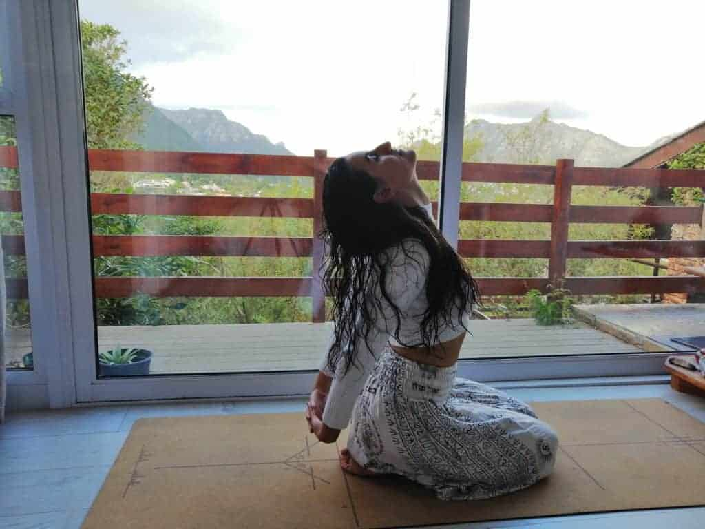 Yoga to Release Blocked Energy in the Throat Chakra