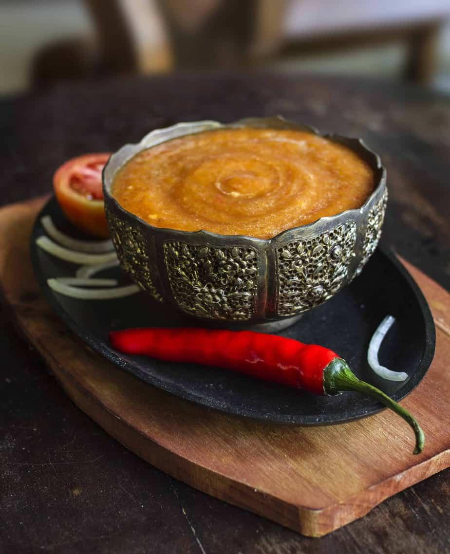 Mango and chilli sauce recipe